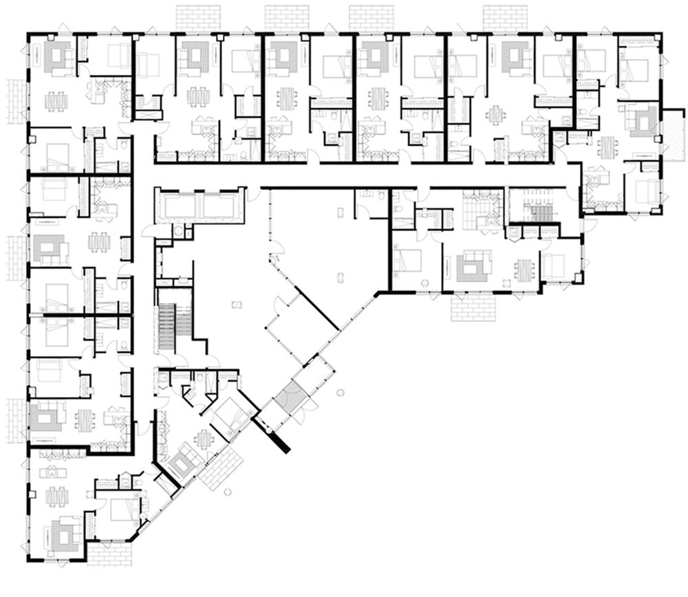 1er étage / 1st Floor